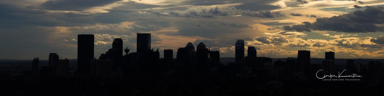 Linkedin Banner Night Skyline